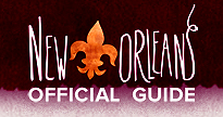 Official guide to New Orleans